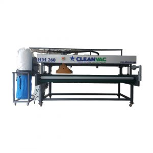 carpet packaging machine