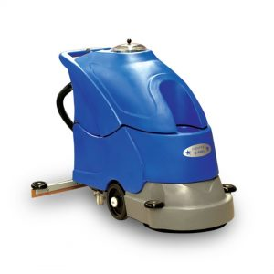 Battery Powered Walk Behind Floor Scrubber