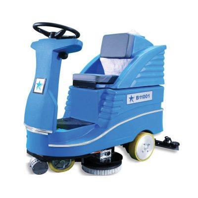ride on floor scrubber