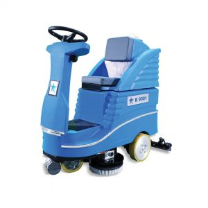 Ride On Hard Floor Scrubbers