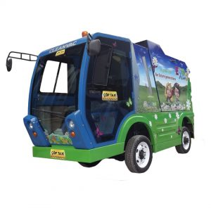 Electric Trash Taxi