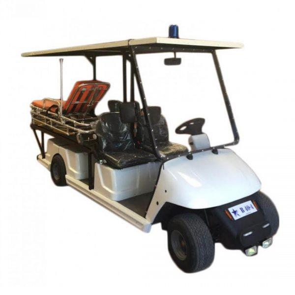 Patient Transport Vehicle