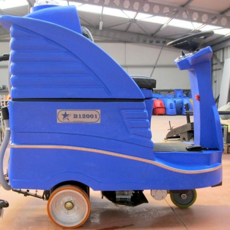 Used Floor Scrubber